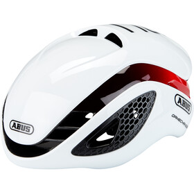 ABUS GameChanger Casque, white/red
